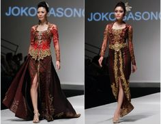 Kebaya from Indonesia by Joko Sasongko