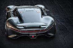 Mercedes-Benz AMG Vision Gran Turismo Concept Revealed
