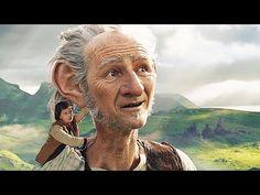 THE BFG All Trailers & Movie Clips (2016) Disney Movie - YouTube