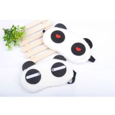 Saving 4 A Sunny Day: Free Sleep Panda Mask
