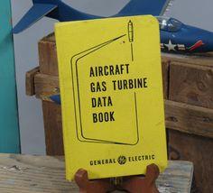 Aircraft Gas Turbine Data Book General by 13thStreetEmporium, $12.00