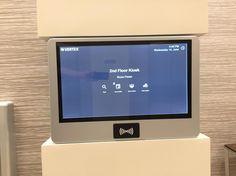 URway Kiosks iCover kiosk, semi-custom Dell touchscreen, Nano PC and Elatec RFID running smart workspace system by ReSoft Kiosk, Running, Digital, Keep Running, Why I Run