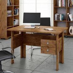 Mesa para Computador C216 Dalla Costa Nobre Fosco