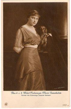 Maria Immakulata of Austria (1892-1971)