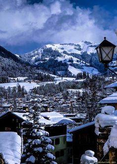 Kitzbühel, Austria.