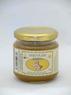 kauppa.ruohonjuuri.fi - inkiväärihunaja, 6,20e / prk