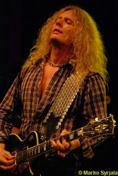 John Sykes was the epitome of the 80s journeyman guitarist, playing with Tygers of Pan Tang, Thin Lizzy and Whitesnake. Description from pinterest.com. I searched for this on bing.com/images