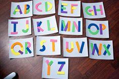 Haciendo letras