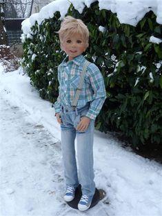 Jack (Blonde) (Nursery Rhyme) by Monika Levenig