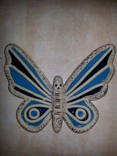 Ceramics Butterfly-galit maymon
