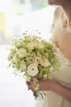 Bouquet con margherite #bouquet #weddingflowers
