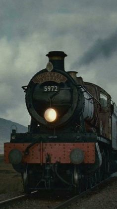 This train, don't carry no muggles, this train ....