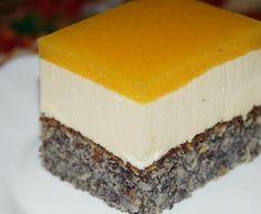 Poppy Seed Cake, Party Finger Foods, No Bake Cake, Ale, Cheesecake, Pudding, Sweets, Baking, Polish