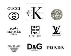 Clothing Design Logo Label Fashion Design Logos Png