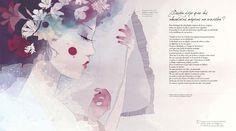 Conrad Roset – Ensueños Book Illustrations