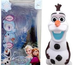 Frozen Olaf Musical Piggy Bank Giveaway