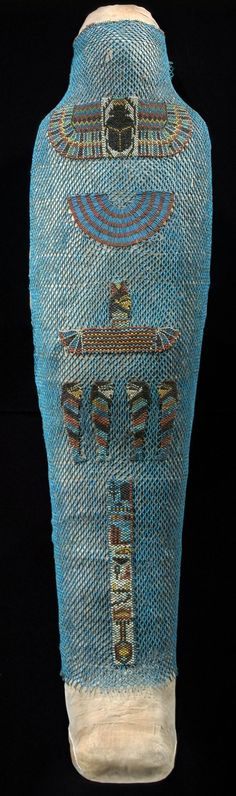 Mummy from Inamonnefnebu  RMO AMM 1,195, also listed as Leiden 15, AMM 1