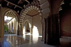 Mudejar Architecture of Aragon, Spain