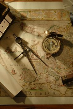 Aye, th' more detailed yer map an' tools th' better yer navigation!