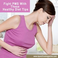 #PMS Or Premenstrual Syndrome - Here are some #measures that can be taken to combat PMS.