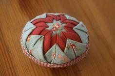 Szilvi foltvarró blogja: Húsvéti tojás articsóka patchwork technikával