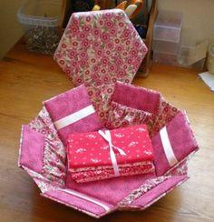 cartonage sewing box