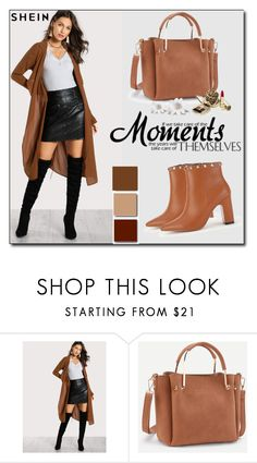 """SheIn 9 / XVIII"" by selmamehic ❤ liked on Polyvore"