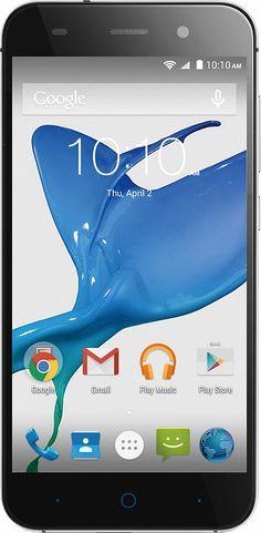 ZTE Blade L6 Smartphone, 12,7 cm (5 Zoll) Display, LTE (4G), Android 5.1 Lollipop, 8,0 Megapixel