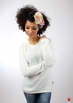 """Sweatshirts - MEKO Pullover/Loop """"ZEILO_19Wolle"""" - ein Designerstück von meko bei DaWanda"""