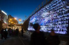 installation art - Lux Helsinki