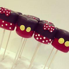 Mickey Mouse Marshmallows Minnie Mouse Marshmallows