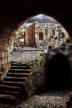 https://flic.kr/p/6mnGKP | Castle | Castle Khalid Bin Al Waleed in the city of Homs