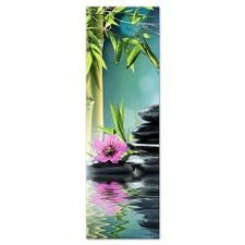 Zen Reflection Yoga Mat