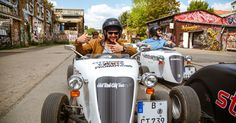 Race through the streets of Berlin on a mini hot rod! Check out the German capital's most spectacular sights and see for yourself why these rides are the most exciting Berlin sightseeing excursion around. See the Brandenburg Gate, TV Tower, and more.