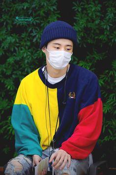 Kim Hanbin Ikon, Ikon Kpop, Ikon Member, Ikon Wallpaper, Kim Dong, Airport Style, Baby Cats, Midnight Blue, Boy Groups