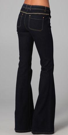Rachel Zoe Flare Jeans, love me some RZ