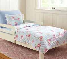 Savannah Toddler Quilted Bedding | Pottery Barn Kids