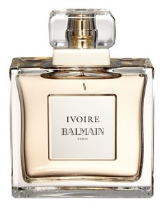 Pierre Balmain Ivoire de Balmain Eau de Parfum Spray for Women, Ounce Hermes Perfume, Pink Perfume, Perfume And Cologne, Best Perfume, Perfume Bottles, Balmain Perfume, J Adore Parfum, Best Fragrances, Beautiful Perfume