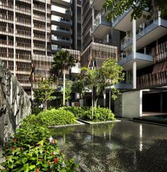 The Goodwood Residence by WOHA Architects in Singapore