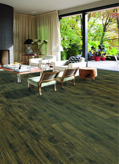 Color: Venice  ScubaTech™ combines the beauty of natural hardwood with the durability of laminate flooring plus the added benefit of water resistance.