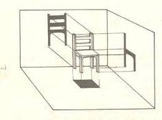 Resultado de imagen para perspectiva figura humana dentro de una caja