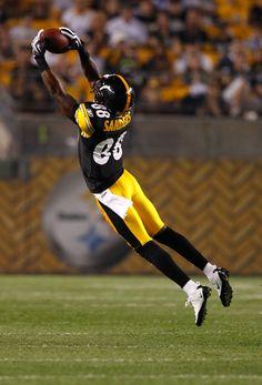 Emmanuel Sanders - Pittsburgh Steelers