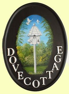 Dove cote personalised
