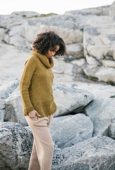Ravelry: Lumi pattern by Marianne Munier Munier, Brooklyn Tweed, Purl Stitch, Knitting Magazine, Knitting Supplies, 1 Girl, Finger Weights, Tricot