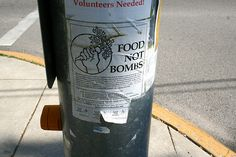 """Food Not Bombs"" Yellow Springs"