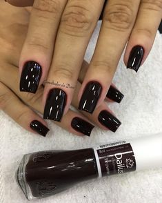 41 ideas dark grey nails with design gray Blush Pink Nails, Gray Nails, Silver Nails, Glitter Nails, Shellac Nails, Nail Polish, Grey Nail Designs, Minimalist Nails, Powder Nails