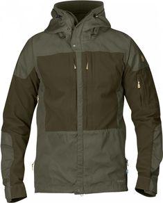 f0c9f05eb23 Fjallraven Keb Mens Jacket Color Tarmac Trekking Hiking Jackets Size L Large