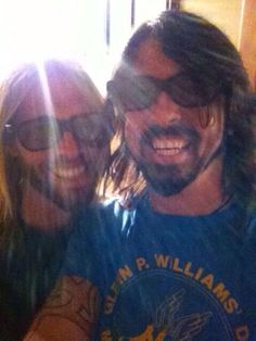 Taylor Hawkins / Dave Grohl