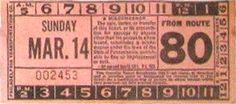 Transfer from Philadelphia (Pennsylvania) Transportation Company (date unknown; probably 1940s)