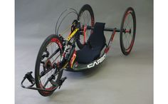 Maddiline Carbide Handcycle from Bike-On.com